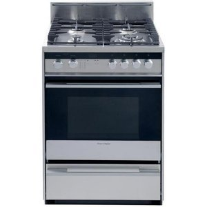 Fisher & Paykel 24 Gas Range OR24SDMBGX1