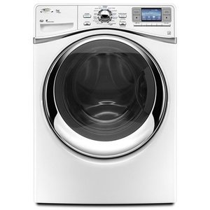 Whirlpool Duet Steam 27 In. White Front Load Washer - WFW97HEXW