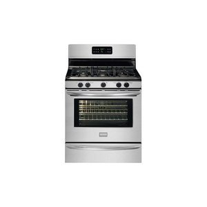"""Frigidaire Gallery Series 30"""" Freestanding Gas Range with 5 Sealed Burners"""