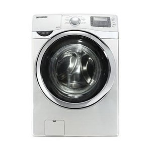 Samsung Cu. Ft. White Front Load Washer