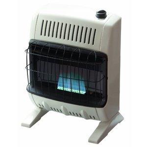 Mr. Heater 10,000 BTU Natural Gas Blue Flame Vent Free Heater #VF10KBLUENG