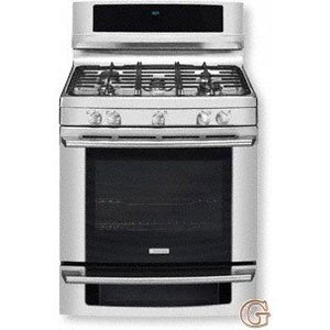 Electrolux : 30 LP Gas Range, Self-Cleaning, Convection - Stainless Steel