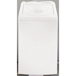 Whirlpool : 22 inch Compact Washer w/ 2.1 Cu. Ft. Capacity WHITE