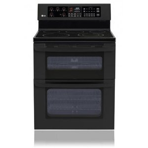 LG 6.7 cu. ft. Electric Double Oven Range