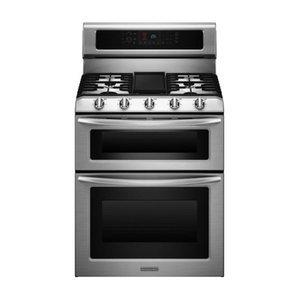 KitchenAid Architect Series II 30 Freestanding Gas Range, Sealed Burners, Self Clean
