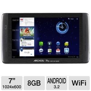Archos 70b 7-Inch GB Tablet