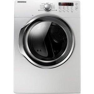 Samsung 7.3 cu. Ft. Gas Dryer - White DV330AGW