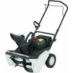 MTD Gold Single-stage Snow Thrower 208cc OHV