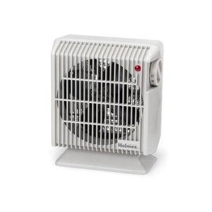 Holmes HFH105-UM Compact Heater Fan with Adjustable Thermostat HFH105UM