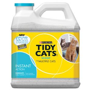Tidy Cats Scoop Instant Action Cat Litter