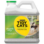 Tidy Cats Scoop Breathe Easy Cat Litter