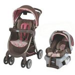 Graco FastAction Fold DLX Travel System