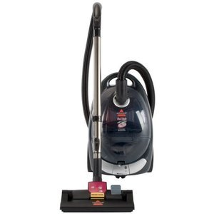 BISSELL Pet Hair Eraser Cyclonic Canister Vacuum, Bagless,