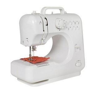 Michley Lil' Sew & Sew Multi-Purpose Sewing Machine with Built-In Stitches LSS-505