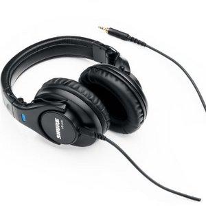 Shure Professional Studio Headphones (Black) JSH