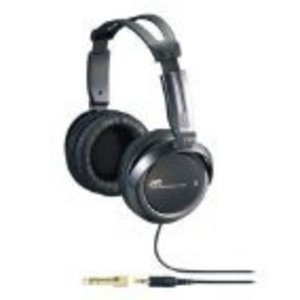 JVC Full-Size Headphones (Black)