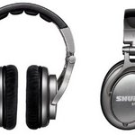 Shure Professional Reference Headphones (Silver)