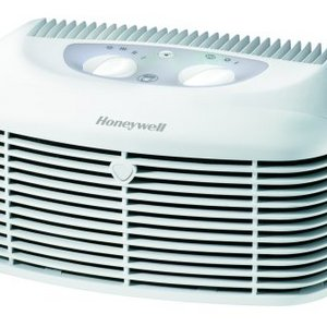 Honeywell Compact Air Purifier with Permanent HEPA Filter