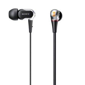 Sony Dual-Driver Balanced Armature In-ear Headphones XBA-2