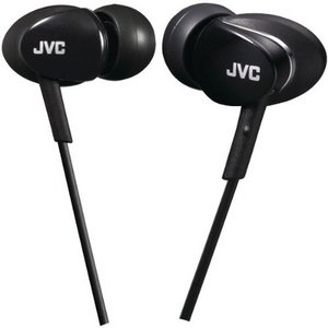JVC Air Cushion Headphone (Black)