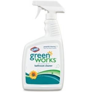 Clorox Green Works Bathroom Cleaner