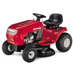 Yard Machines 38-Inch 344cc 12.5 HP Powerbuilt 7-Speed Riding Lawn Mower