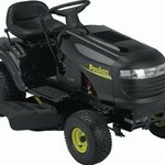 Poulan 42-Inch 17-1/2 HP Briggs and Stratton Riding Lawn Tractor With 6-Speed Transmission 960120110