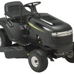 Poulan 42-Inch Steel Deck 17.5 HP Briggs & Stratton I/C Engine With 6 Speed Transmission Lawn Tractor (CARB Compliant)