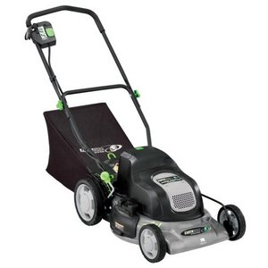 Earthwise 20-Inch 24-Volt Cordless Electric Lawn Mower