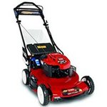 Electric Start Walk Power Mower