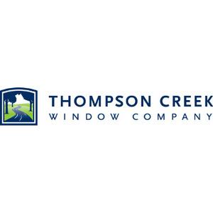 Thompson Creek Replacement Windows