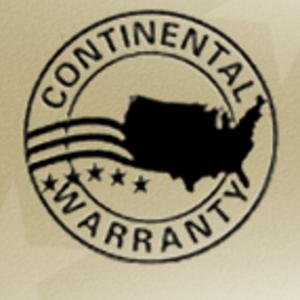 Continental Warranty