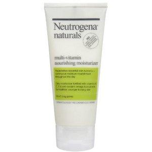 Neutrogena Naturals Multi-Vitamin Nourishing Moisturizer