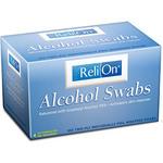 ReliOn Alcohol Swabs