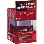L'Oreal Revitalift Triple Power Deep-Acting Moisturizer