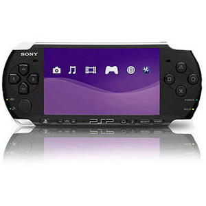 Sony - PlayStation Portable PSP-3000 Console