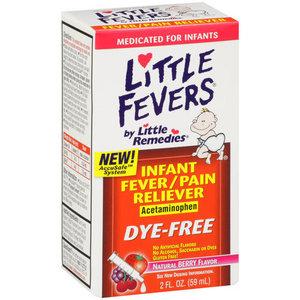 Little Remedies Little Fevers