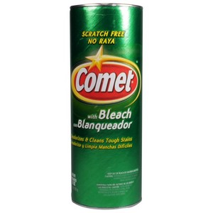 Comet Deodorizing Cleanser with Bleach