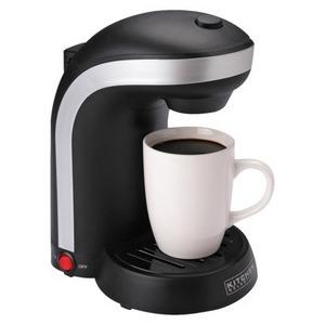Kitchen Selectives Single Serve Drip Coffeemaker