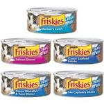 Purina Friskies Canned Cat Food