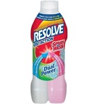 Resolve Oxi-Action DualPower Laundry Stain Remover