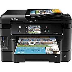 Epson Workforce 3540 All-In-One Printer WF-3540