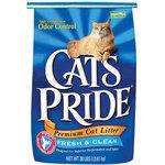 Walmart Cats Pride cat litter