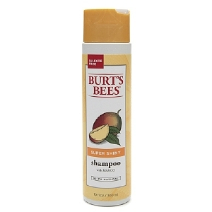 Burt's Bees Super Shiny Shampoo with Mango