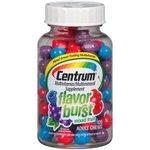 Centrum Flavor Burst Adult Chew Multivitamin Supplement