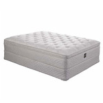 Bassett Queen Plush Mattress