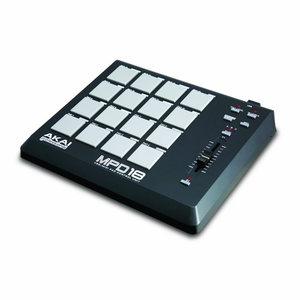 Akai Pro Compact Pad Controller