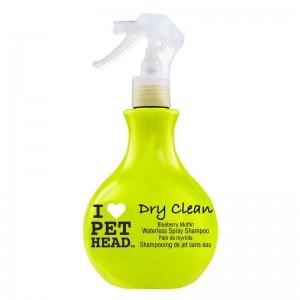 Pet Head Dry Clean Waterless Spray Dry Pet Shampoo