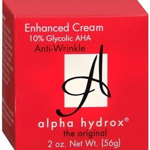 Alpha Hydrox Enhanced 10% Glycolic AHA Anti-Wrinkle