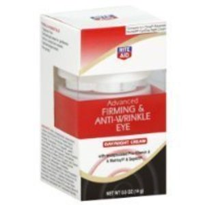 Rite Aid Advanced Firming & Anti-Wrinkle Eye Cream